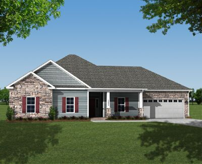 Community home plans billclarkhomes for Home builders greenville nc